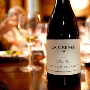 Vinhos elegantes são a marca da vinícola californiana La Crema.