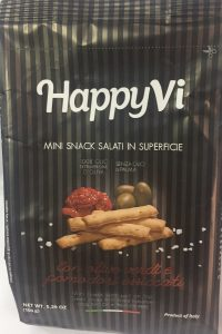 Happy Vi Tomate seco e azeitona