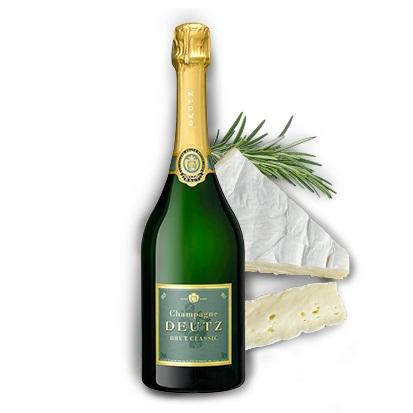 champanhe deutz