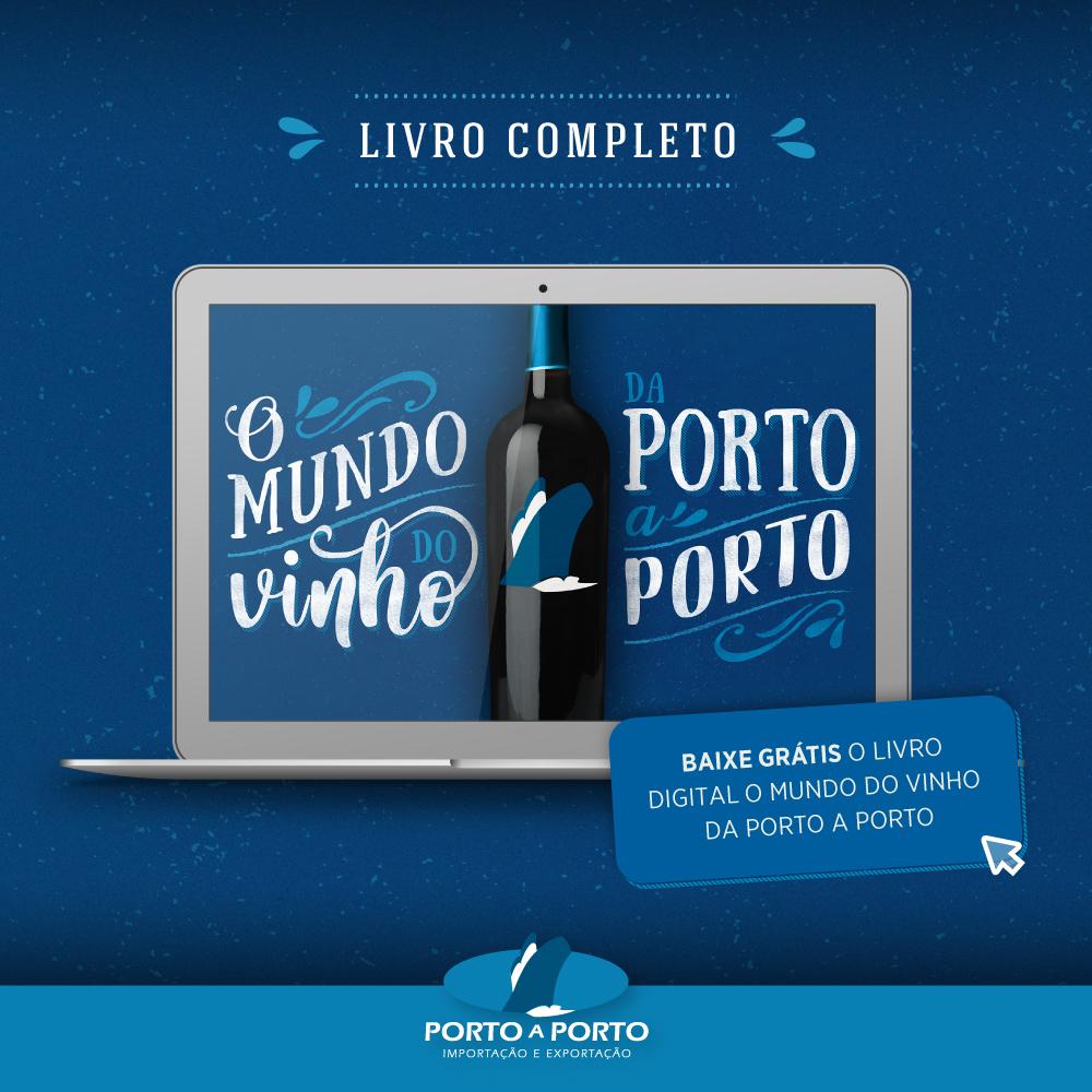 livro o mundo do vinho da porto a porto