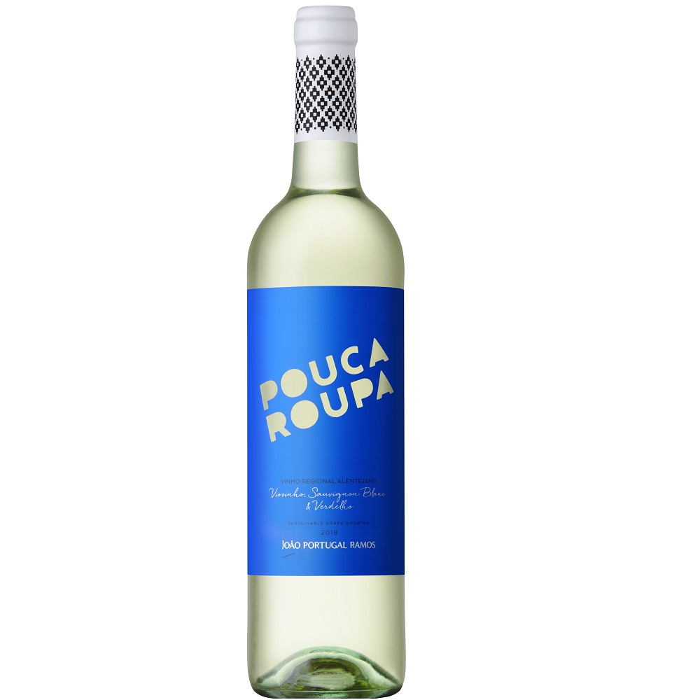 vinho pouca roupa branco