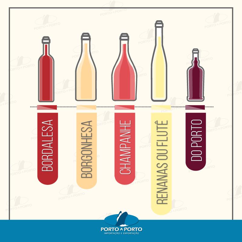 garrafas de vinhos