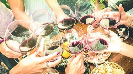 Dica para falar sobre vinhos