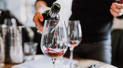 Pontuação dos vinhos