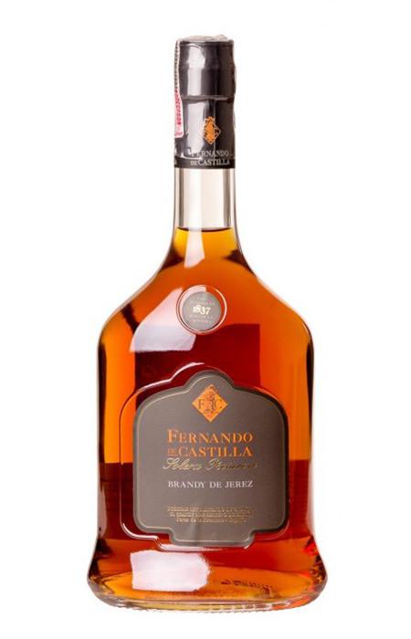 Brandy Espanhol Fernando de Castilha Reserva