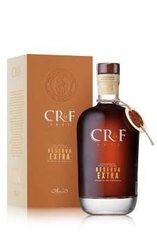Aguardente Vínica Velha CR&F Reserva Extra
