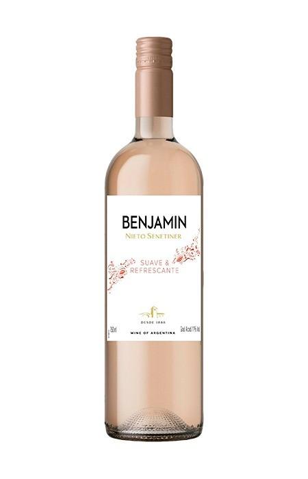 Benjamin Rosé Suave e Refrescante