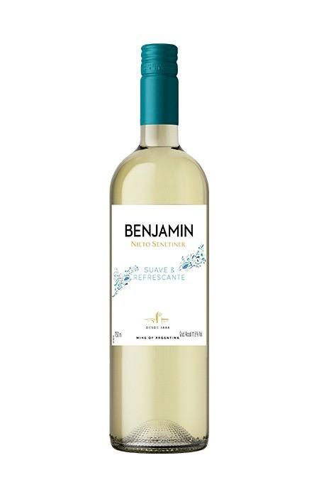 Benjamin Branco Suave e Refrescante