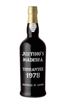 Justino's Madeira Terrantez 1978