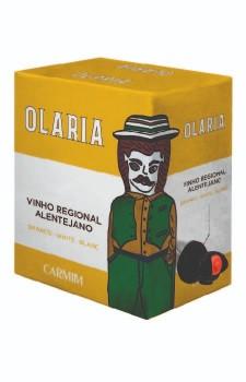 Olaria Bag in Box Branco