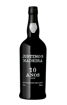 Justino's Madeira 10 anos Doce