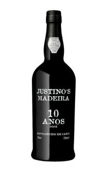 Justino's Madeira 10 anos Doce