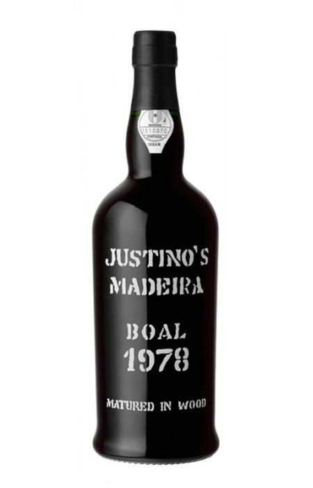 Justino's Madeira Boal 1978