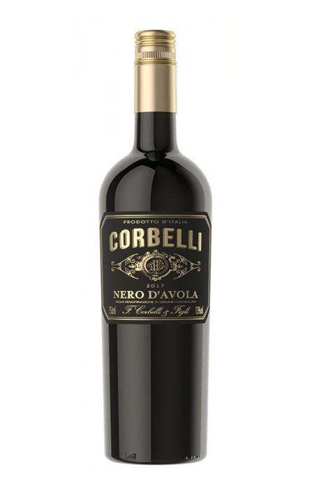 Corbelli Nero d'Avola