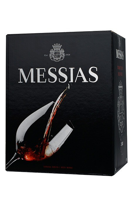 Bag in Box Messias tinto
