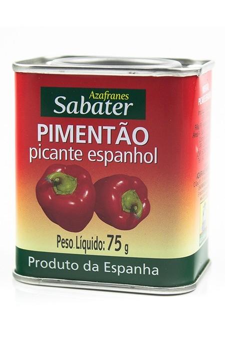 Pimentão Espanhol Sabater picante