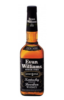 Evan Williams Kentucky Straight Bourbon Whiskey