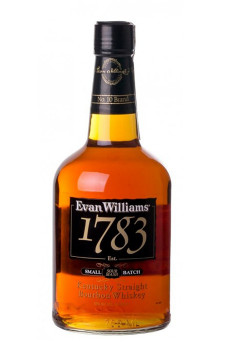 Evan Williams 1783 Kentucky Straight Bourbon Whiskey