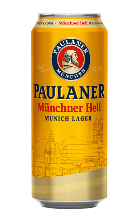 Paulaner Original Münchner Hell Lata