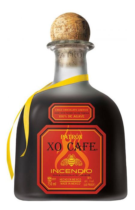 Tequila Patrón XO Café Incendio