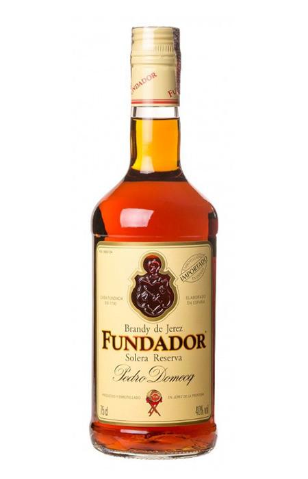 Brandy de Jerez Fundador Solera Reserva