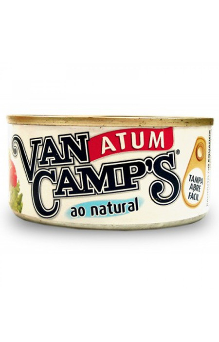 Atum Van Camp's ao Natural