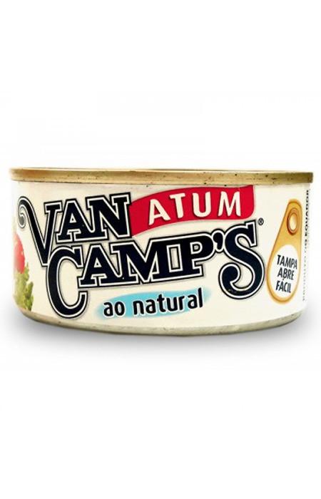 Atum Van Camp's ao Natural