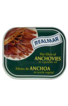 Filés de Anchova Pelazza em Azeite  (lata)