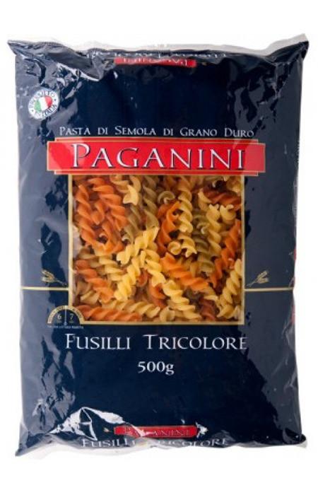 Fusilli Tricolore Paganini