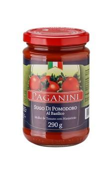 Molho de Tomate Alla Puttanesca Paganini