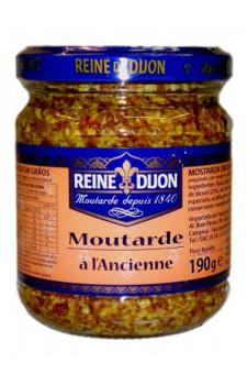Mostarda Reine Anciene em grãos