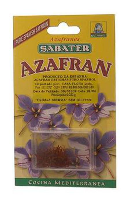 Açafrão Rama Sabater