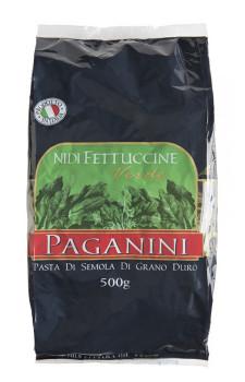 Fettuccine Nidi Verde Paganini