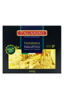 Medaglia D'Oro Pappardelle com ovos Paganini