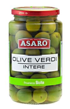 Azeitona Verde Asaro Siciliana