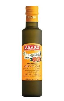 Azeite de Oliva Extravirgem com Laranja