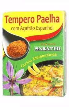 Tempero Paelha  Sabater