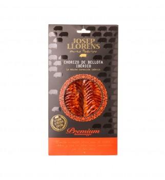 Chouriço Vela Ibérico Premium Fatiado