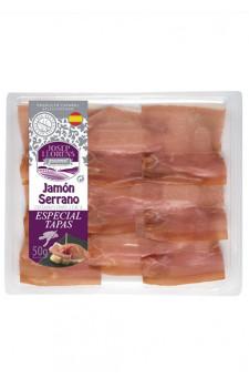 Jamón Serrano Fatiado Tapas