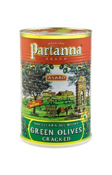 Azeitona Verde Partanna Asaro
