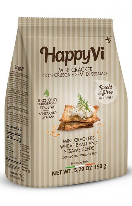 Snack Happy Vi Integral (Panfibra)