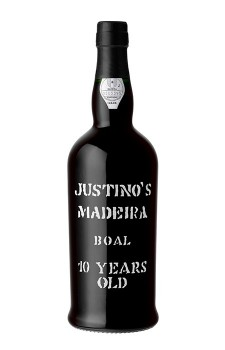 Justino's Madeira Boal 10 anos