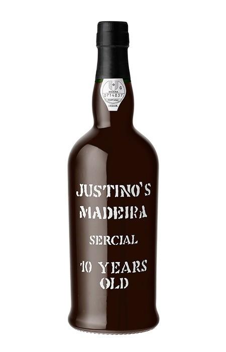 Justino's Madeira Sercial 10 anos