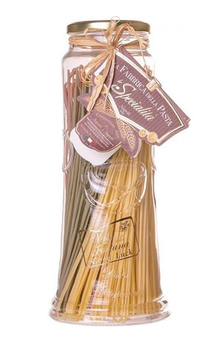 Gragnano Vaso della Fortuna Spaghetti Tricolore