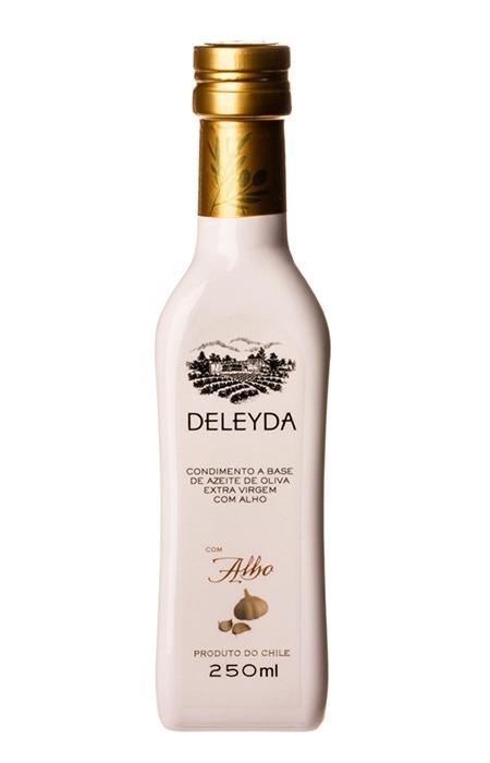Azeite de Oliva Extravirgem Deleyda com Alho