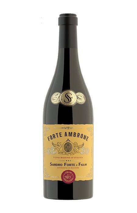 Forte Ambrone Vino Rosso d'Itália