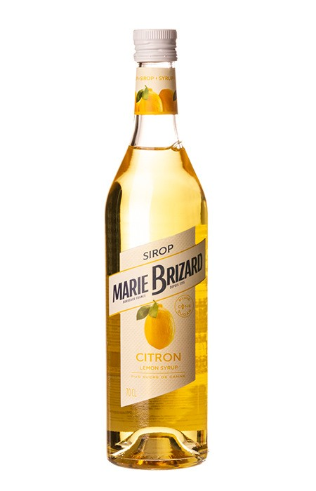 Xarope Marie Brizard Limão