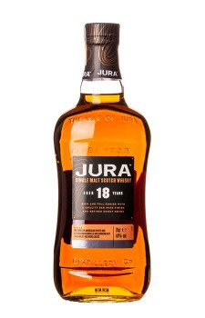 Jura 18 Anos Single Malt Scotch