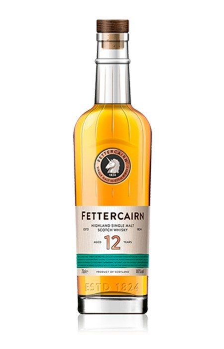Fettercairn 12 Anos Highland Single Malt Scotch