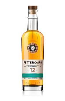 Fettercairn 12 Anos Highland Single Malt Scotch